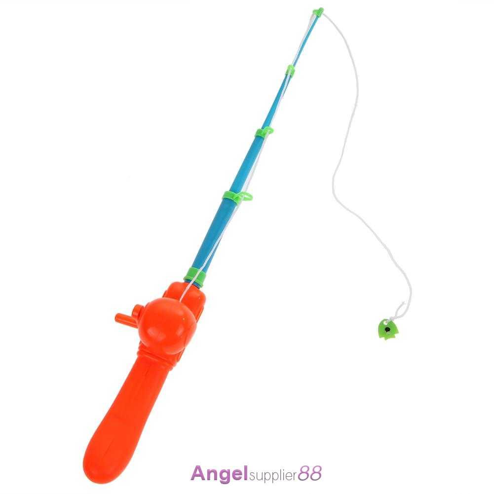 20x magnetic fish 2x fishing rod fun fishing game kids for Youth fishing pole