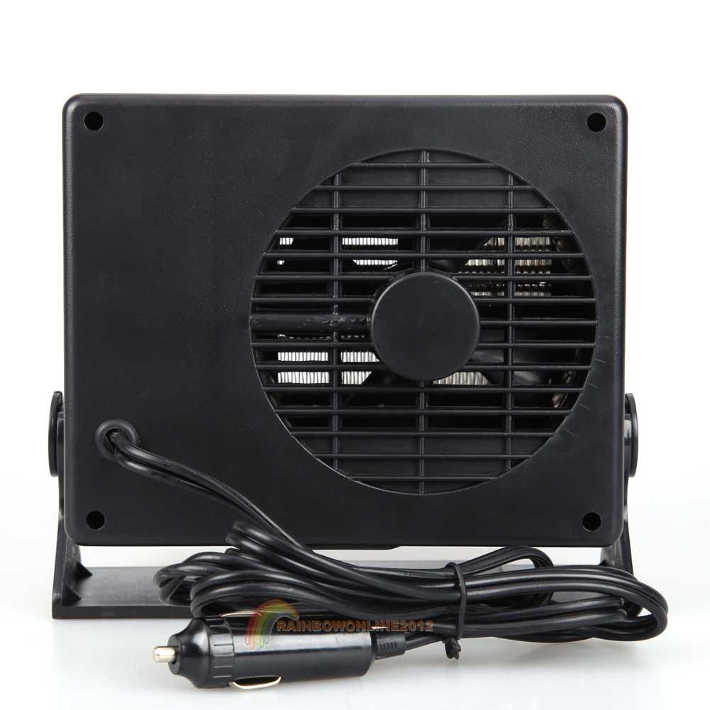 12v 235w 150w car auto ceramic heater fan warmer window for 12 volt window fan