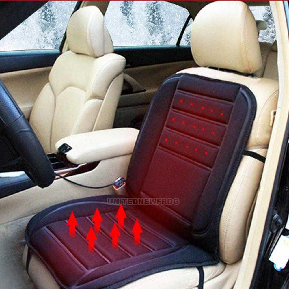 auto sitzheizung sitzauflage 12v heizkissen heizmatten. Black Bedroom Furniture Sets. Home Design Ideas