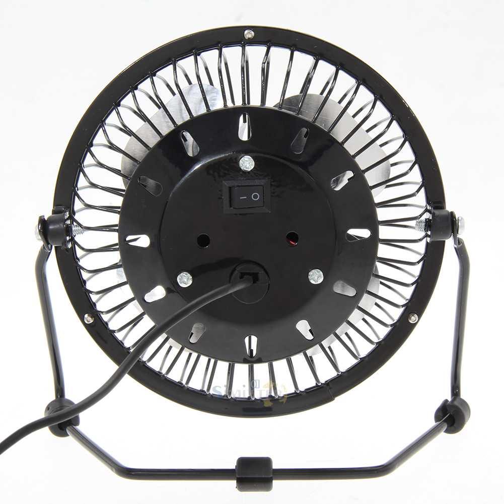 Mini Desk Fan : Quot mini usb cooling desk fan cooler pc laptop computer