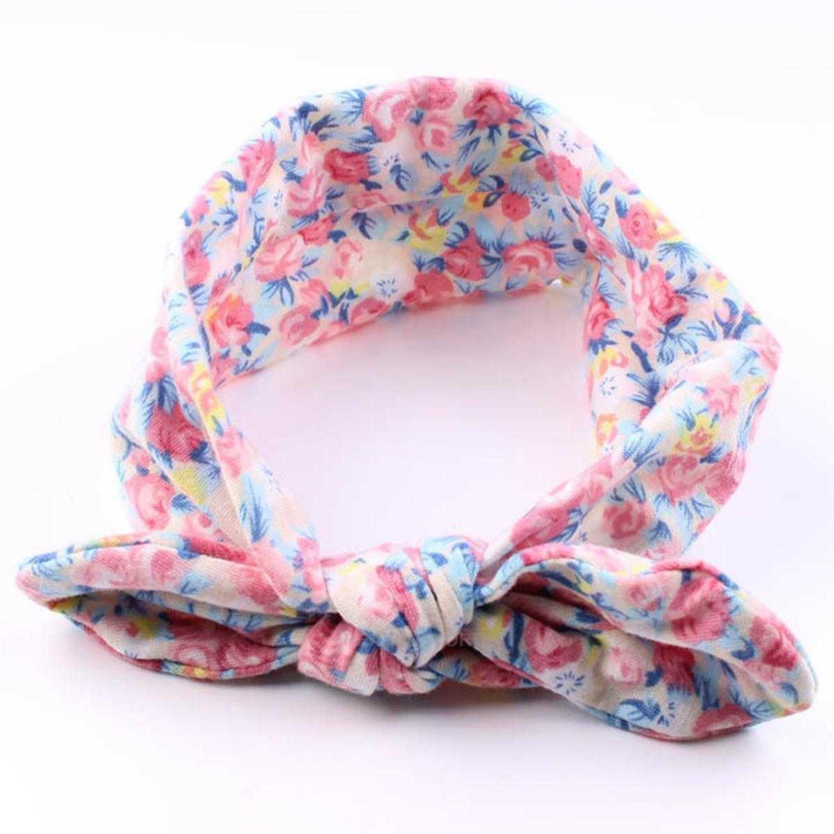 4pcs bande lastique ruban cheveux bandeau pour b b filles enfants ebay. Black Bedroom Furniture Sets. Home Design Ideas