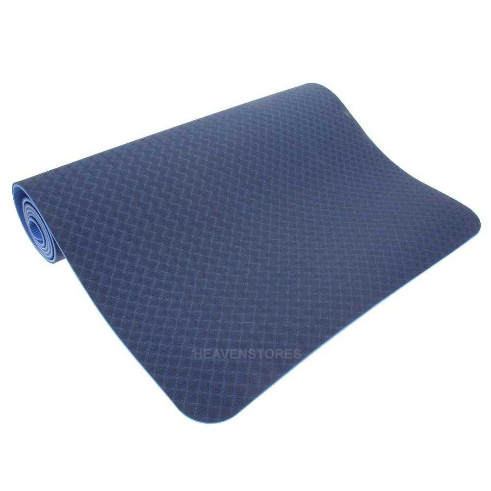 6mm Thick Tetraphenylethylene Exercise Yoga Mat Gym